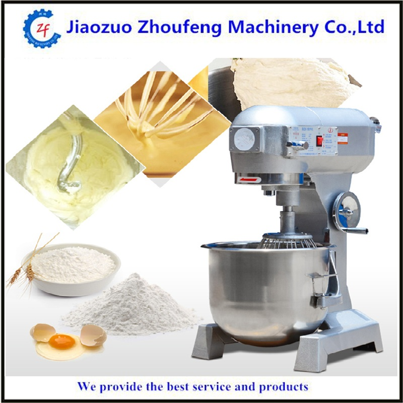 Home use 10 liters electric stand food mixer egg beater cake dough mixers milk shake blender