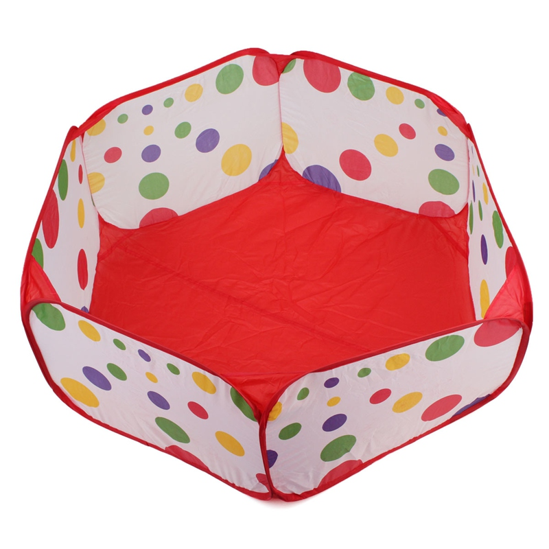 Top Quality Best Price Foldable Kids Ocean Ball Pool Portable Outdoor Indoor Child Toy Tent Playhut Good For Fun ...