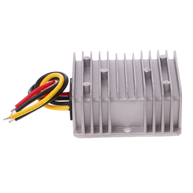 Voltage Converter <font><b>24V</b></font> <font><b>DC</b></font> To 12V <font><b>DC</b></font> 20A 240W Stepdown Waterproof Truck <font><b>Adapter</b></font> image