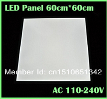 led panel 600x600, 48W SMD LED Pannel Light with 3000lm hight power led recessed light+waterproof driver ,free shipping 9 24w recessed led horizontal down light with external driver ac100 240v color white 2373lm 18pcs lot promotion free shipping