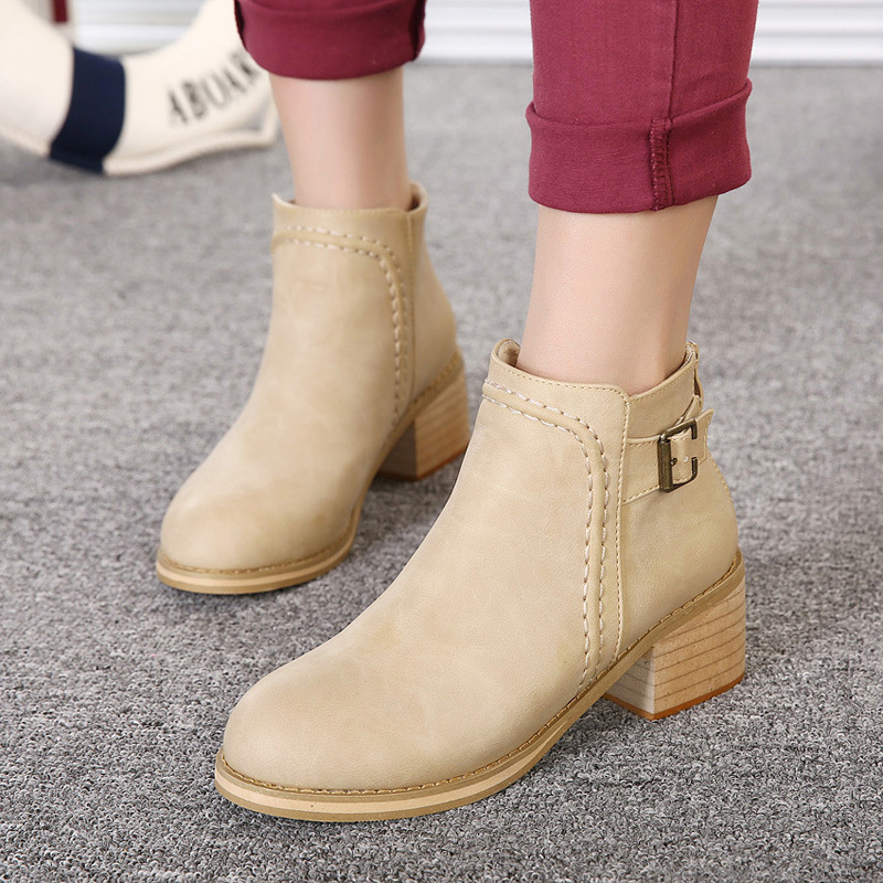 Online Get Cheap Pretty Ankle Boots -Aliexpress.com | Alibaba Group