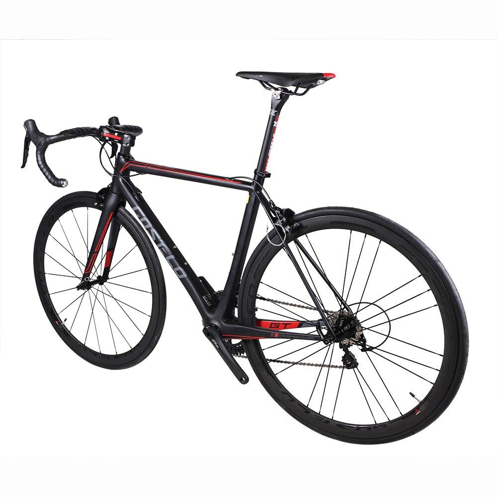 Costelo GT. CERO bicicleta de Carretera Cuadro de carbono Marco de ...