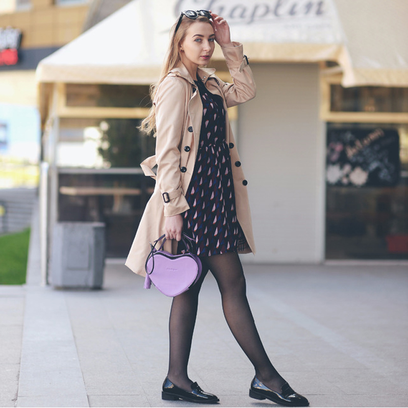 British Style Trench Coat For Women 2017 New Women s Coats Spring And Autumn Double Button