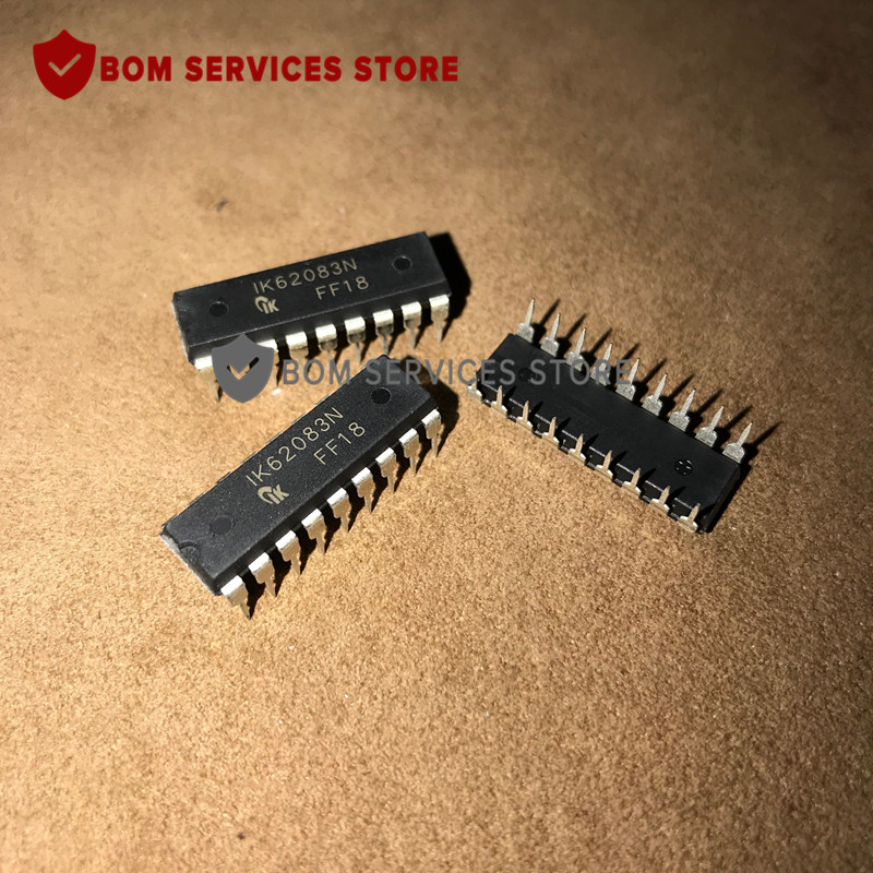 Fast Delivery 10pcs IK62083N  IC DIP18 NEW
