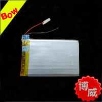 3 7V Polymer Lithium Battery 405080 Rechargeable Battery Mobile Power Battery GPS And Other Capacity Of
