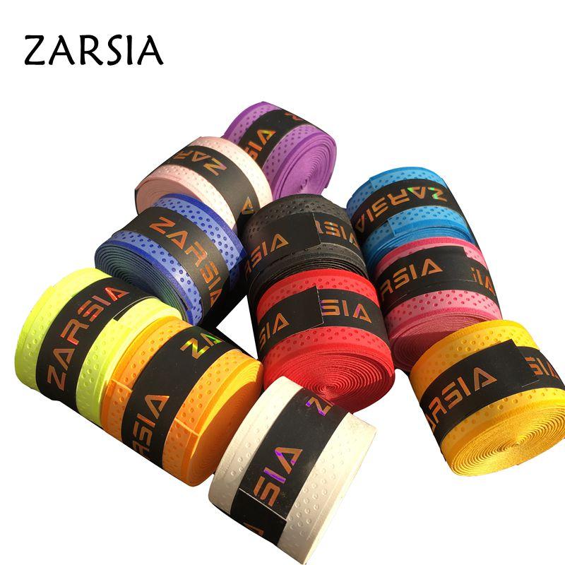 20pcs ZARSIA Tennis Overgrips,Pressure Point Tennis Racket Grip, Dry Feel Badminton Racquet Overgrips