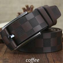 British Style Luxury Genuine Leather Belt For Men