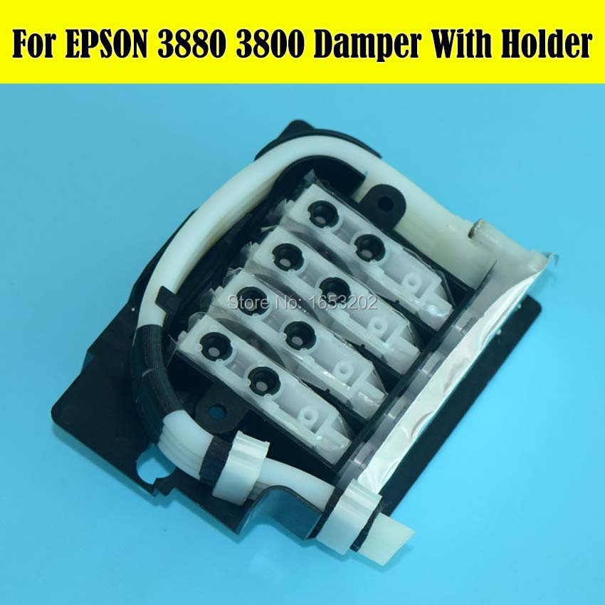 1 Pieces/Lot 3800 3880 Ink Damper For EPSON 3800 3880 3800C 3850 3890 Printer high quality ink damper for epson 10000 106000 printer ink damper