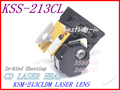 100%New Original KSS-213CL   KSS 213CL HI-FI CD Optical Pickup Can replace KSS-213E  KSS-213C  CD player KSM-213CLDM laser head