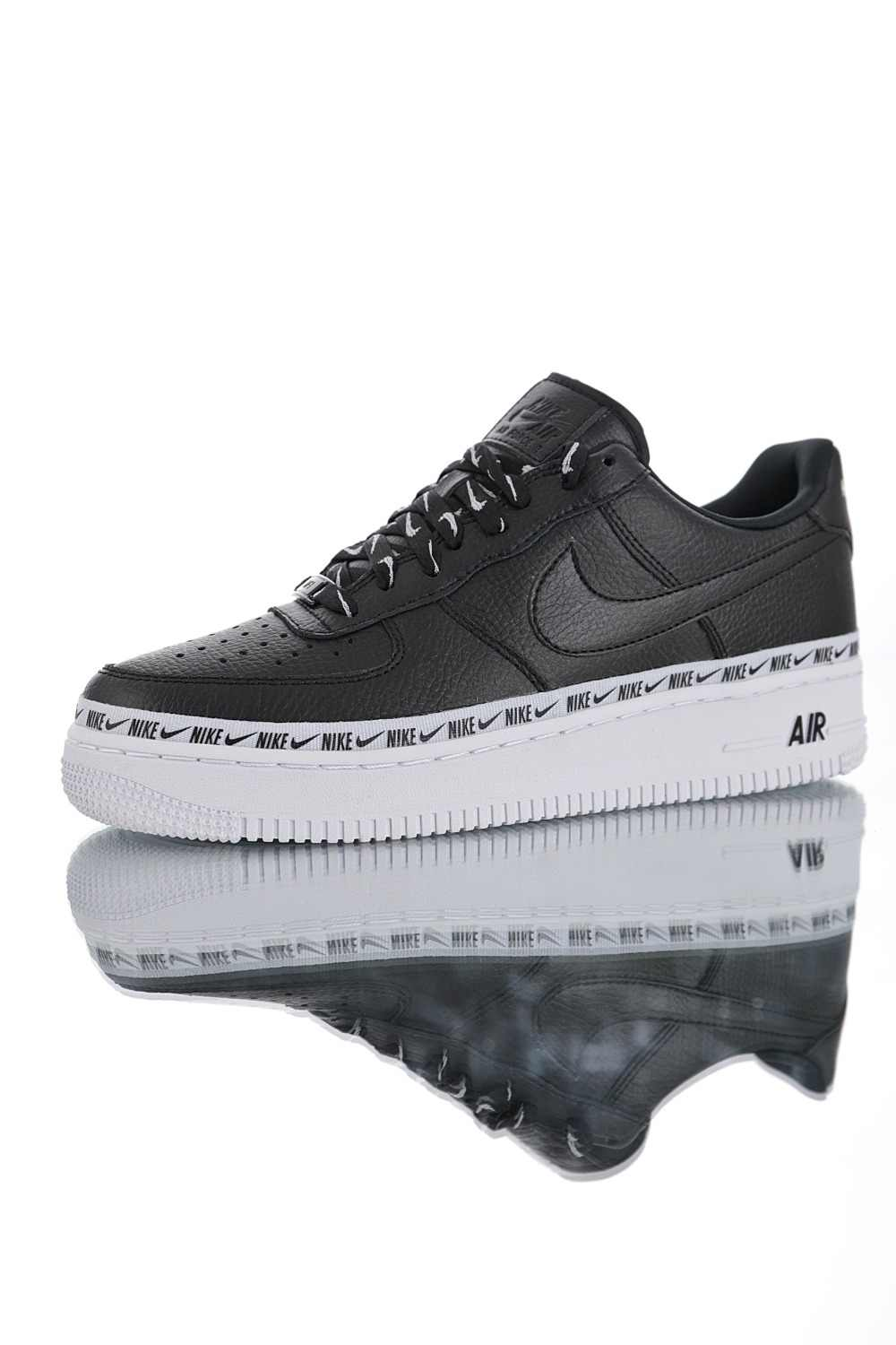Original Official Nike Air Force 1 '07 SE Premium Women's and men's Breathable Skateboarding Shoes Trainers AH6827 002