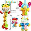 Baby toy babyfans animal folding bell car hanging bed hanging