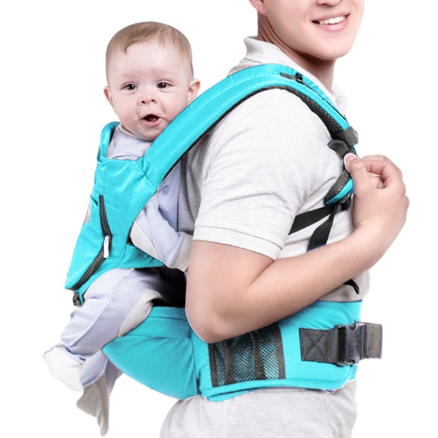 All-In-One Baby Breathable Carrier 1