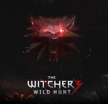 Anime The Witcher 3 Wild Hunt Wolf Sculpture Dark House figure