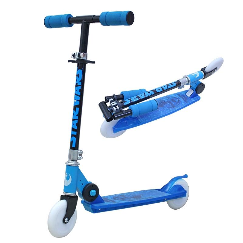 Planche à roulettes enfant ado trottinette à roulettes Freestyle roulettes enfant Double roulette piquets 2 roues équilibrage Skatboard