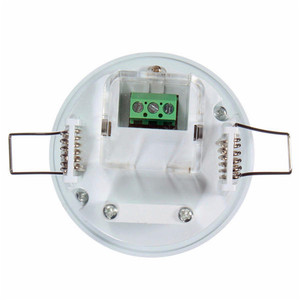 Image 3 - 360 Degree Mini Infrared PIR Detection  IR Ceiling Wall Recessed Motion Sensor Detector Auto Light Switch