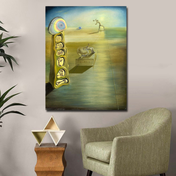Wxkoil Salvador Dali-Untitled Painting For Living Room Home Decor Wall Art Oil Painting Print On Canvas Wall Painting Unframed 2