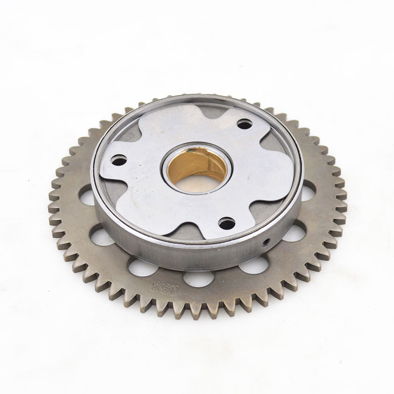 Motorcycle Starter Clutch Assembly For Suzuki GS125 GN125 EN125 GS GN EN 125 One Way Bearing Clutch Spare Parts