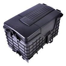 Nuevo 3 unids batería bandeja ajuste cubierta 1kd 915 443 para volkswagen vw jetta Passat Golf Tiguan Touran Skoda 1K0 915 443 A 1K0 915 443 C