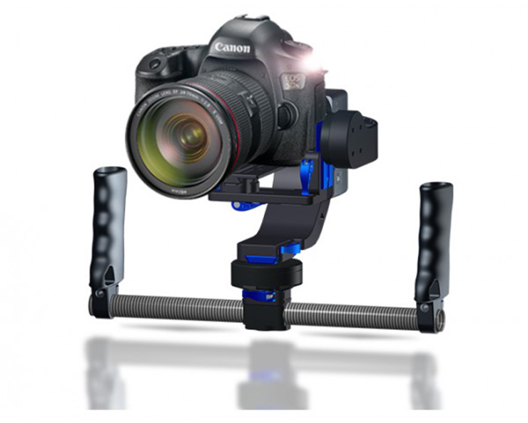 Nebula 4200 Pro Handheld Gyro Stabilizer Gimbal Camera Mount with 32bit Control Board for DSLR 5D цена