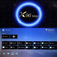 X96Max VONTAR TV BOX Android 8.1 9.0 Amlogic S905X2 Quad Core 4GB 32GB 64GB 2.4G&5GHz Wifi BT 1000M 4K Set top box X96 Max X2