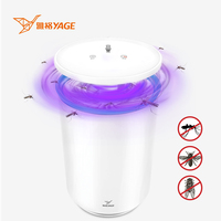 YAGE Mosquito Killer Lamp UV USB Powered Bug Zapper led Anti Moustique Light Photocatalyst Mosquito Trap Light Controlled