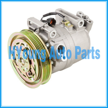 506021-5900 926005S7 Auto AC Kompresor untuk Zexel A/C Kompresor Cocok Nissan Frontier Xterra 1999-2005 DKV14C