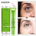 MABREM Rich And Delicate Eye Cream Anti-Wrinkle anti-aging Peptide Collagen Repair Remover Dark Circles Fat granule Moisturizing