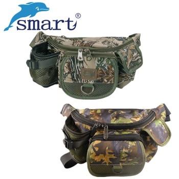 цена на 30x9x14cm Multifunctional Carp Fishing Bag 218g Army Green Camouflage Pesca Fishing tools Bags Fishing Tackle Bag For Fishing