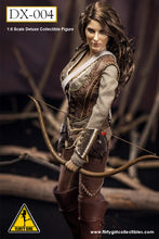 1/6 scale figure doll Female The Hunger Games Katniss Everdeen Cousin 12″ action figure doll Collectible Figure Model Toy