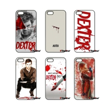 For Huawei Ascend P6 P7 P8 P9 P10 Lite Plus 2017 Honor 5C 6 4X 5X Mate 8 7 9 Dexter Morgan blood cross art Poster Phone Case(China)