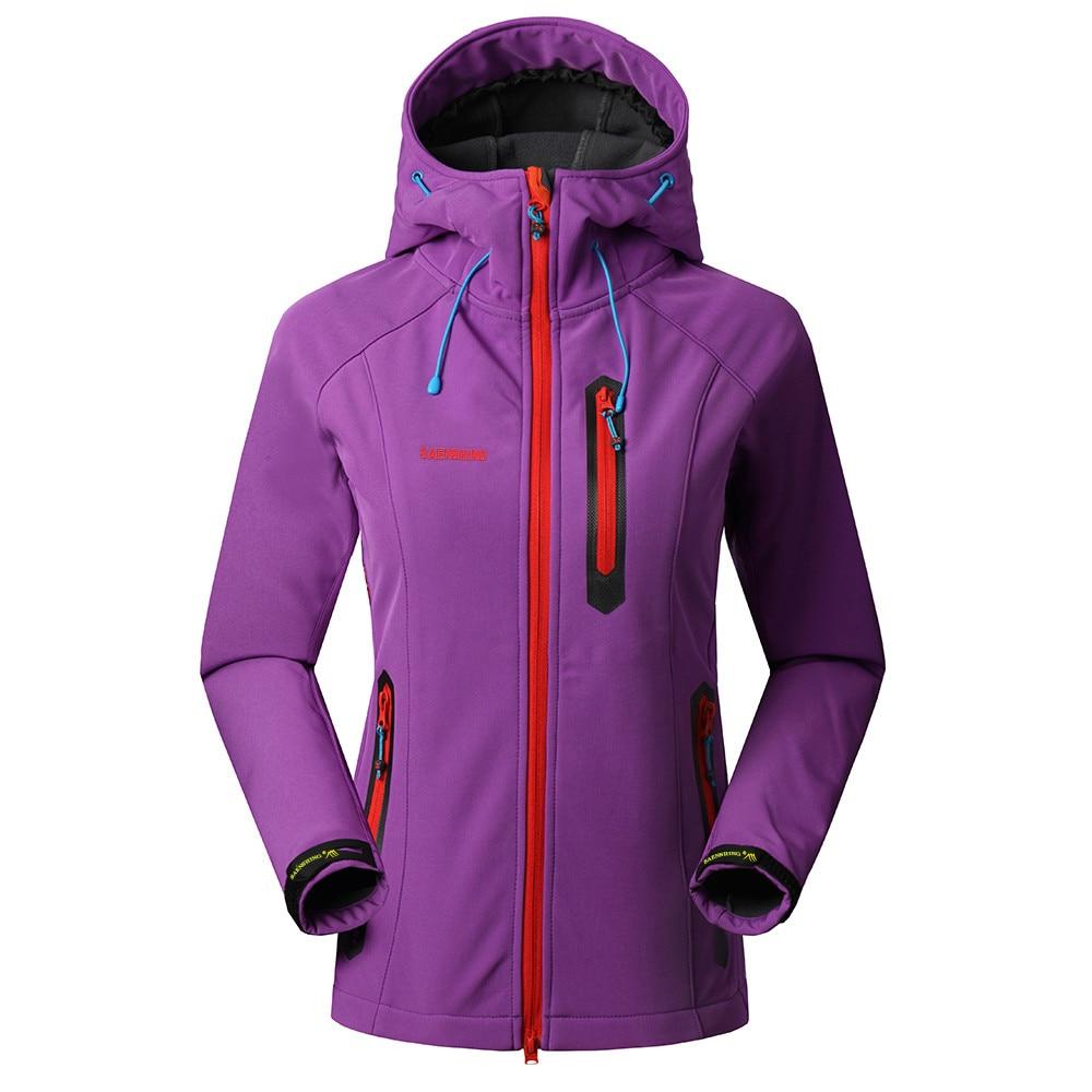 Fleece Soft-Shell Jackets for Women