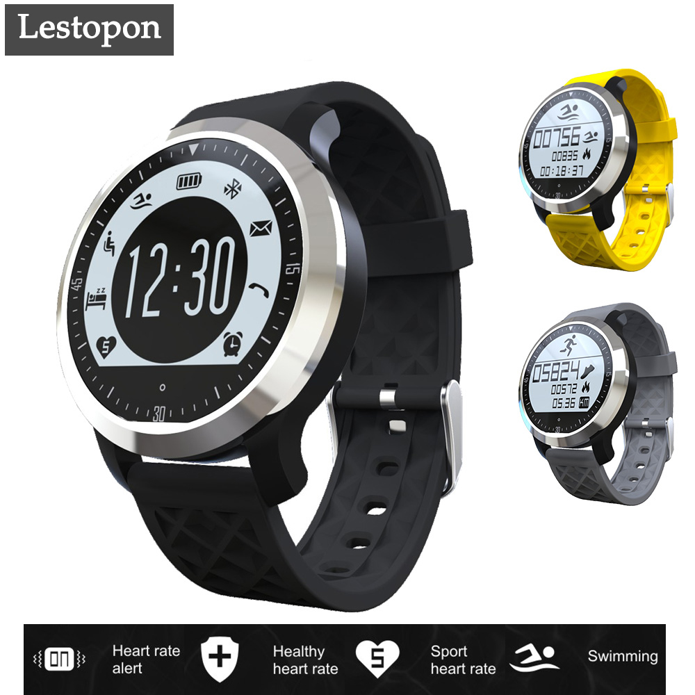 Lestopon Smart watch waterproof sport bluetooth smartwatch high quality inteligente For android system sport VS GT08 DZ09 ID107 2016 bluetooth smart watch gt08 for