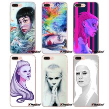 For Oneplus 3T 5T 6T Nokia 2 3 5 6 8 9 230 3310 2.1 3.1 5.1 7 Plus 2017 2018 Yolandi The Rat Mistress Tanya Shatseva Phone Cover(China)