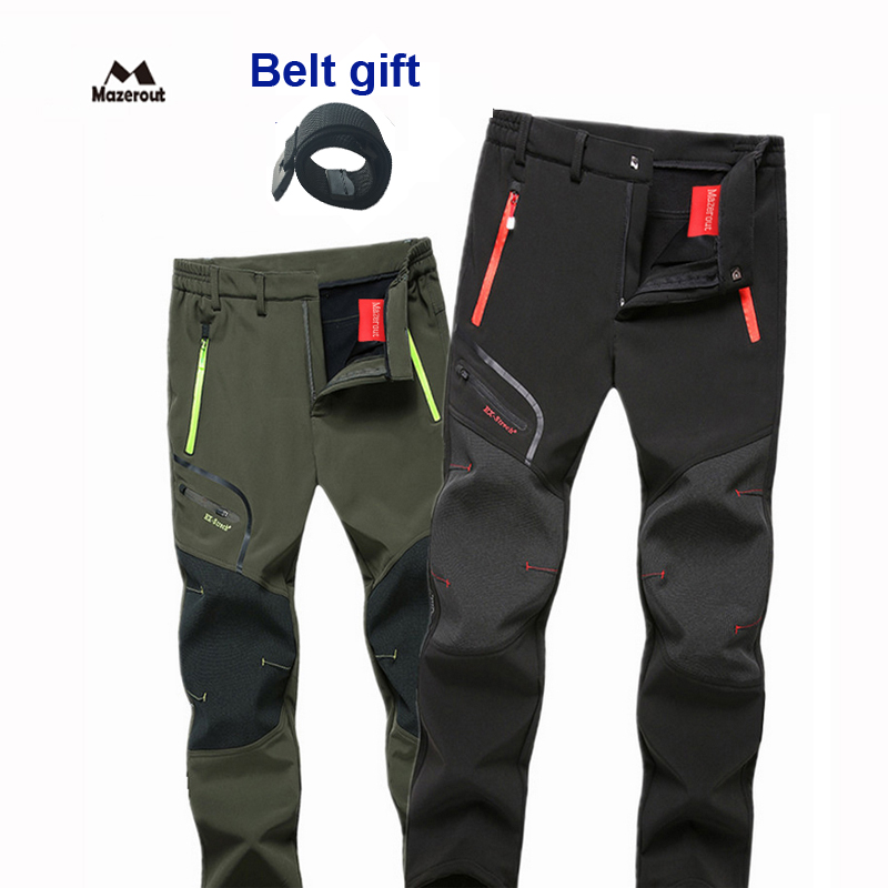 MAZEROUT Fishing Trekking Hiking Camping Skiing Climbing Cycling Outdoor Men Pants mountaineering Quick dry Fish Climb Trousers nylon breathable removable waterproof hiking pants women men quick dry trousers outdoor trekking climbing pants shorts aw003