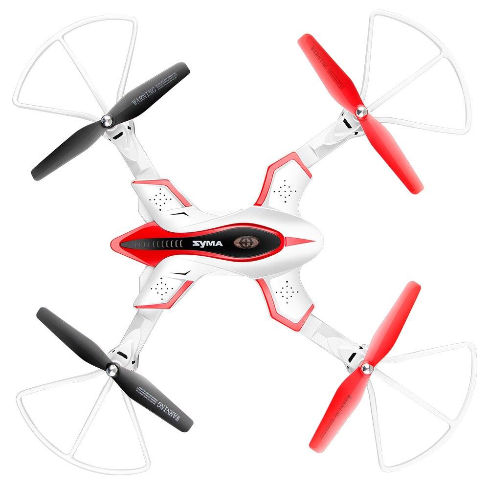 SYMA officiel X56W RC Drone pliant Quadrocopter avec caméra Wifi partage en temps réel lumière clignotante RC hélicoptère Drones avion - 3