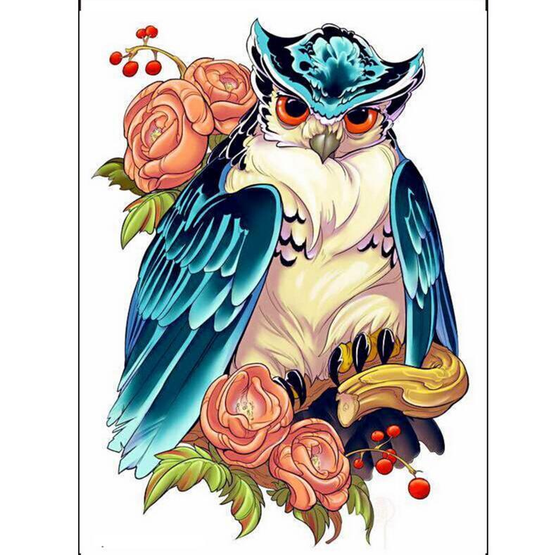 81 Gambar Kartun Burung Hantu Keren Terbaik