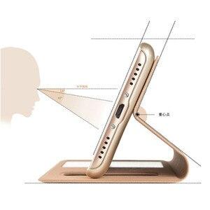 Image 5 - 스마트 윈도우보기 삼성 갤럭시 M10 M20 M30 A10 A20 A30 A40 A50 A70 A8S A9S 케이스 커버에 대 한 명확한 가죽 스탠드 플립 전화 케이스