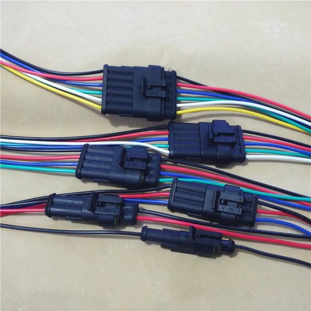 1PCS YT979 Automotive wiring harness plug Waterproof connector ... on automotive wire cover, automotive wire assortment, automotive wire terminals, automotive wire connector, automotive wire gauge, automotive wire clamp,