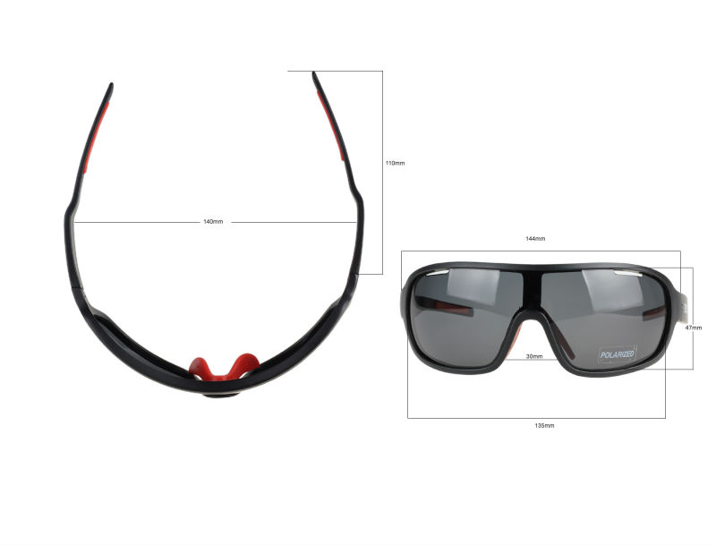 2bbcfc4bb3 ... bicicleta gafas de pesca para deportes al aire libre UV 400 3 lentesUSD  13.58/piece. Color del marco: blanco rojo