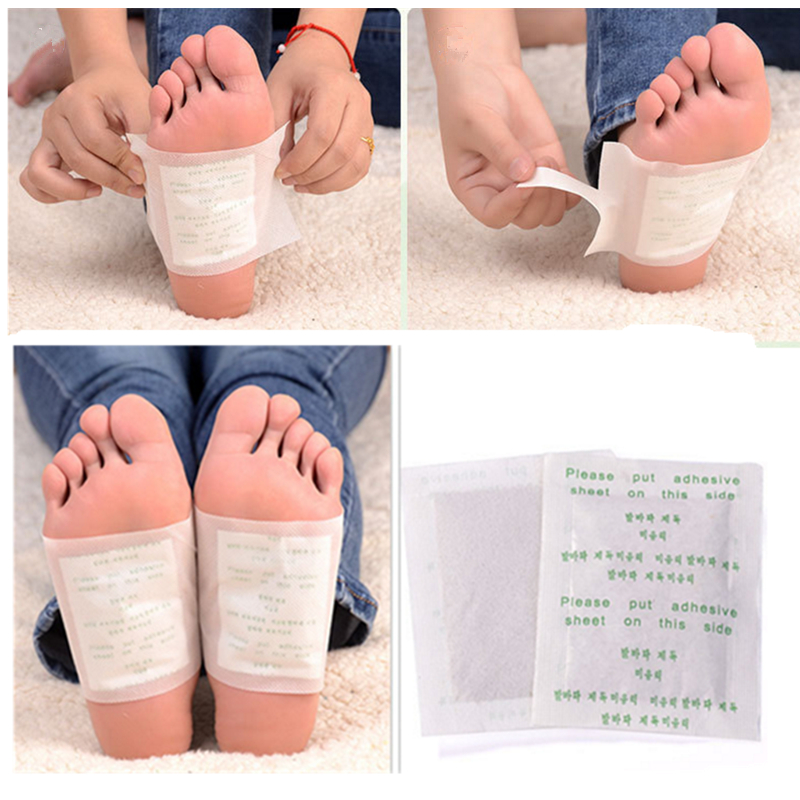oem detox foot pads_