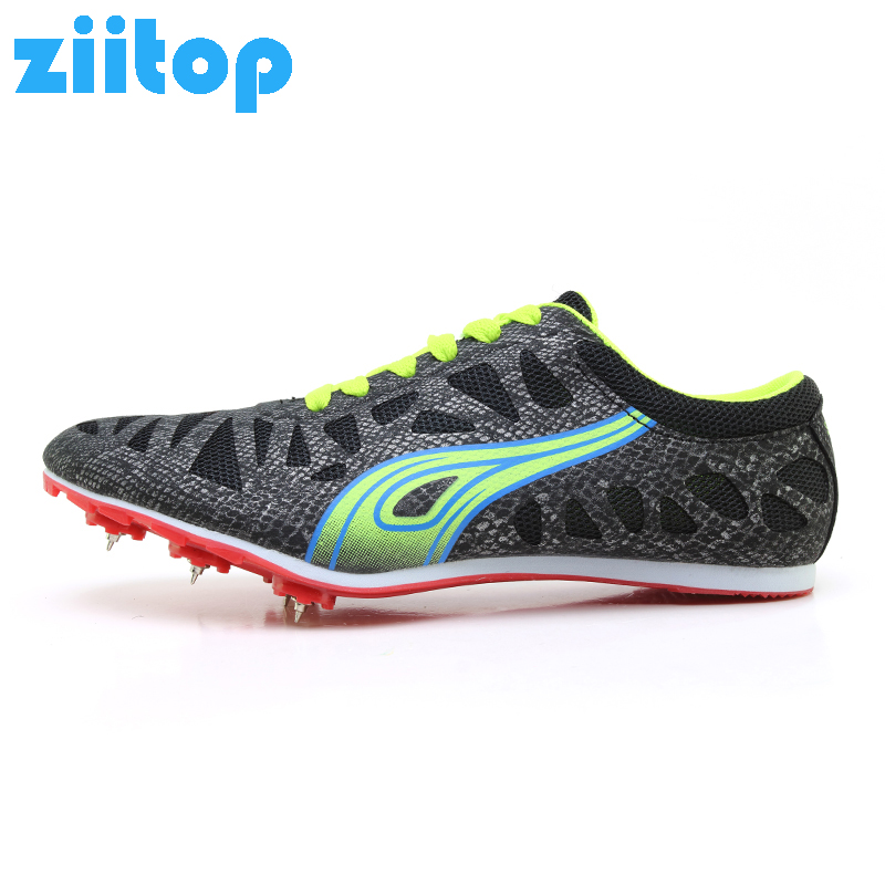 boys girls jump shose for kids teenager jumping sports fitness equipment daily street figure adjustable jumping sneakers ia0301 Health Long-jump Jumping Shoes Track and Field Shoes Student Sprint Spikes Running Shoes Men Sneakers Training Nail Sports Shoes
