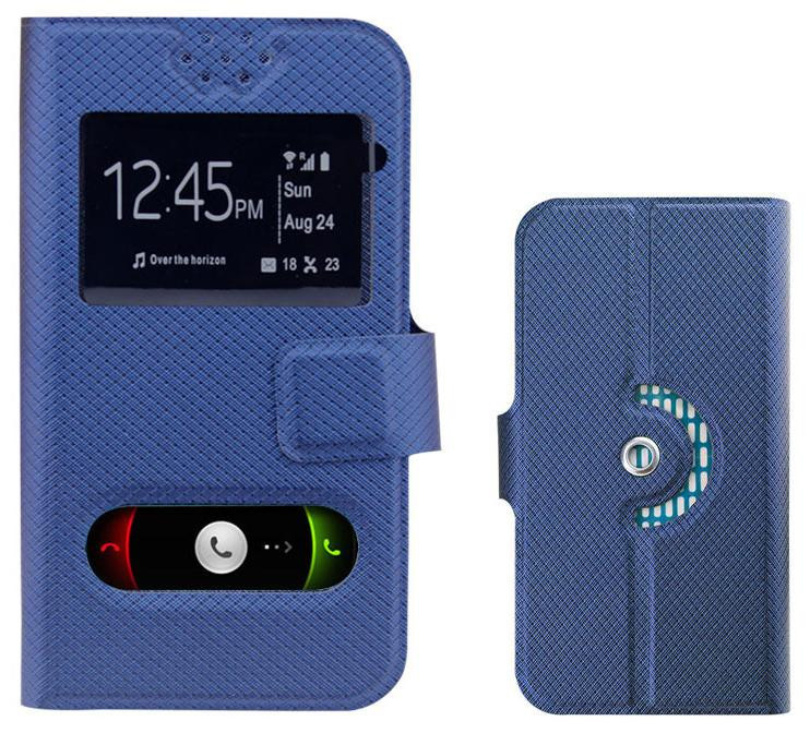 360 Degree Rotation Fly IQ436i Case, Fashion Flip PU Leather Stand Phone Cases for Fly IQ436i Era Nano 9 Free Shipping