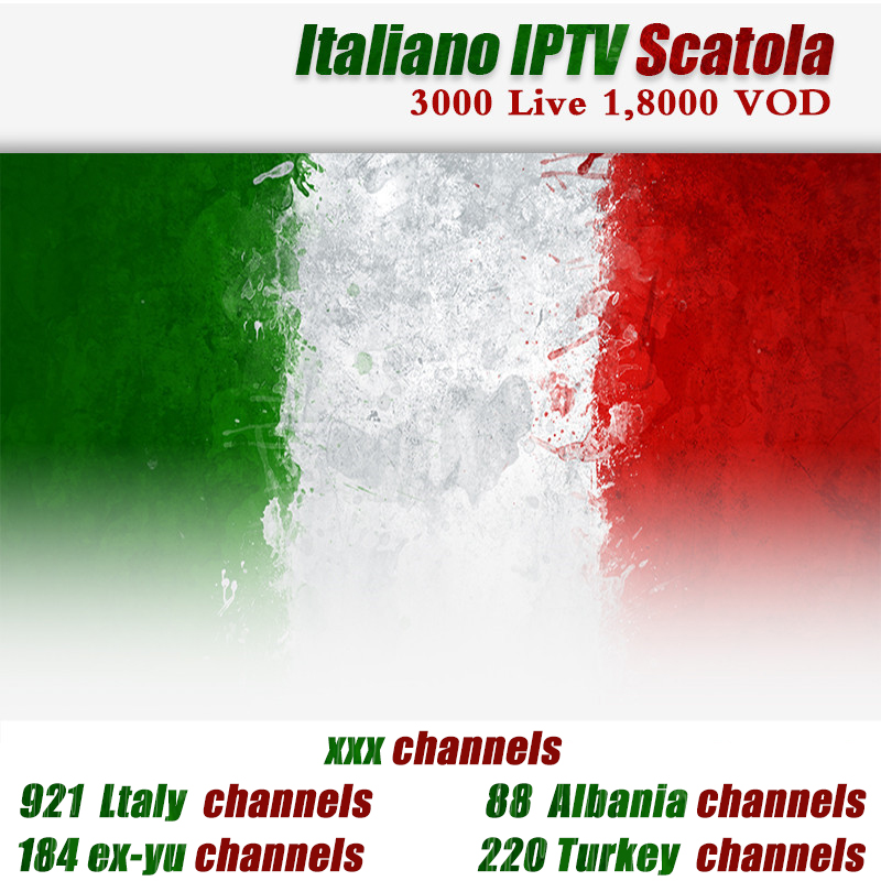 Easy pay link for Italian IPTV 3,000 Live channels 30,000 VOD Italian Albanian Ex-yu Adult XXX French Android MAG M3U Enigma 2 one piece wood neck this link just for pay different please don t pay