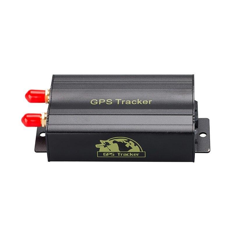 Car GPS positioning tracking car tracker TK103A Real time tracker door vibration sensor ACC alarm gps tracker AUTO