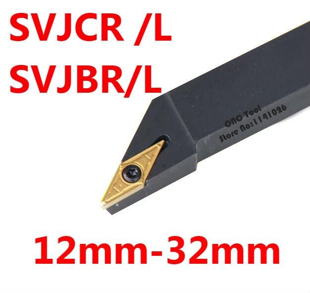 Angle 93 SVJBL SVJBR SVJCL SVJCR 1212H11 1616H11 1616H16 2020K11 2020K16 2525M16 3232P16 SVJCR2020K16 The CNC Turning Tools