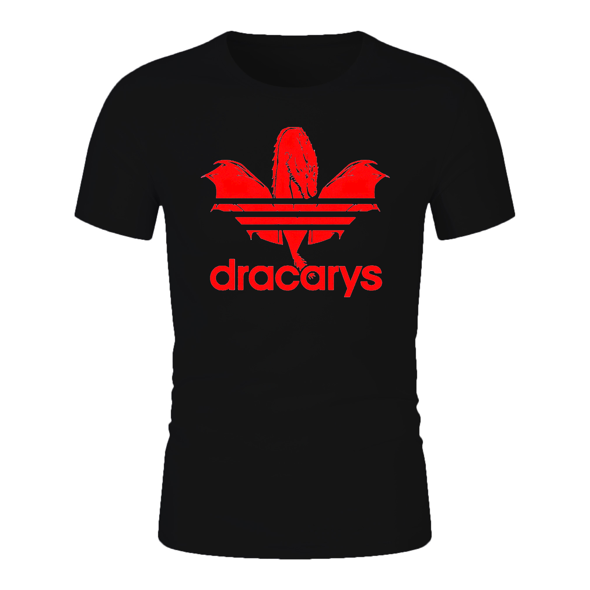 Dracarys tshirt GOT Brand shirt Game Of Thrones t harajuku Vintage T Camiseta hombre Tshirt Men Women