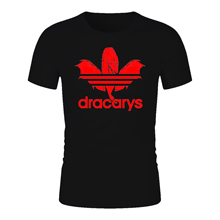 Dracarys tshirt GOT Brand shirt Game Of Thrones t harajuku Vintage T Camiseta hombre Tshirt Men Women