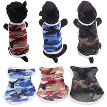 New pet clothes dog spring and summer cartoon cool thin section supplies mesh vest