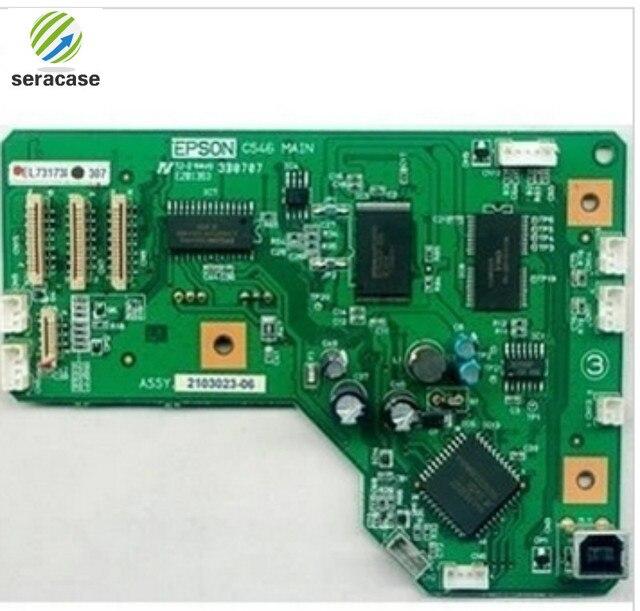 O Seracase Mainboard Para Epson A50 P50 T50 Placa Do Formatador de Impressora