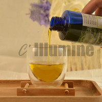 عذراء المواد الخام الصابون الزيتون الطبيعي الضروري النفط النقي العناية بالبشرة تدليك سبا المرطب الترطيب الجمال صالون 1000 ملليلتر